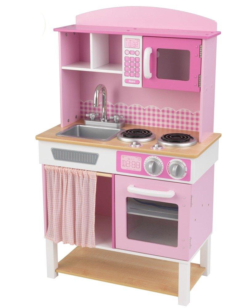 Domowa Kuchnia Drewniana Kidkraft Kuchnie Dla Dzieci