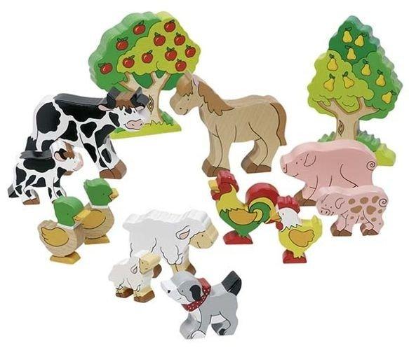 19a23736e99b3 Figurki zwierząt