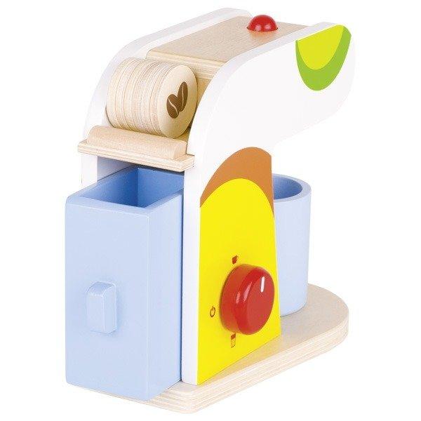 Kolorowy Ekspress Z Drewna Z Akcesoriami W Zestawie 51585 Goki Mała Kuchnia Dla Dzieci