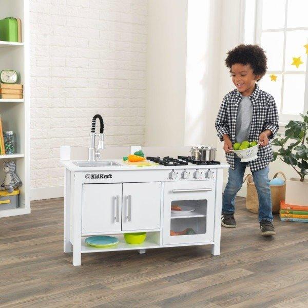 Kuchnia Dla Dzieci Gotowanie Z Radością 53407 Kidkraft Zabawki Drewniane