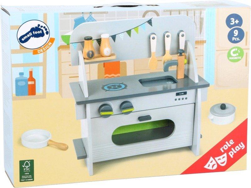 Kuchnia Do Zabawy Wyborne Gotowanie 111580 Small Foot Design Zabawki Drewniane
