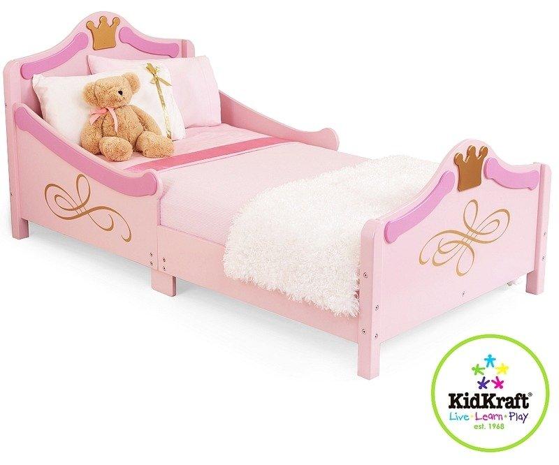 Princess łóżko Dla Dzieci Kidkraft łóżka Dla Dzieci Drewniane
