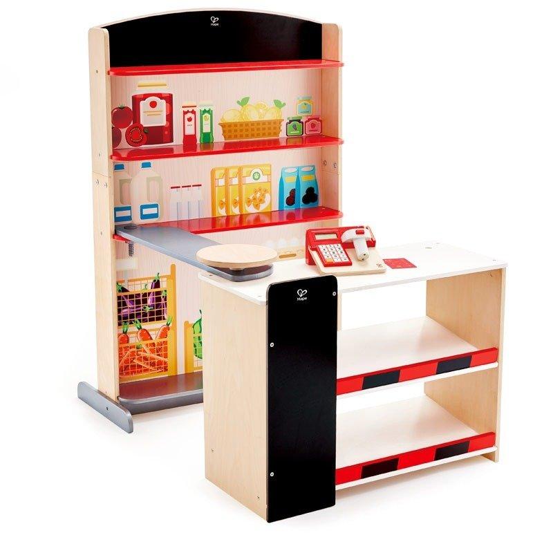 fc28344bcd990a ... Rozkładany sklep dla dzieci E3159-Hape, zabawki drewniane ...
